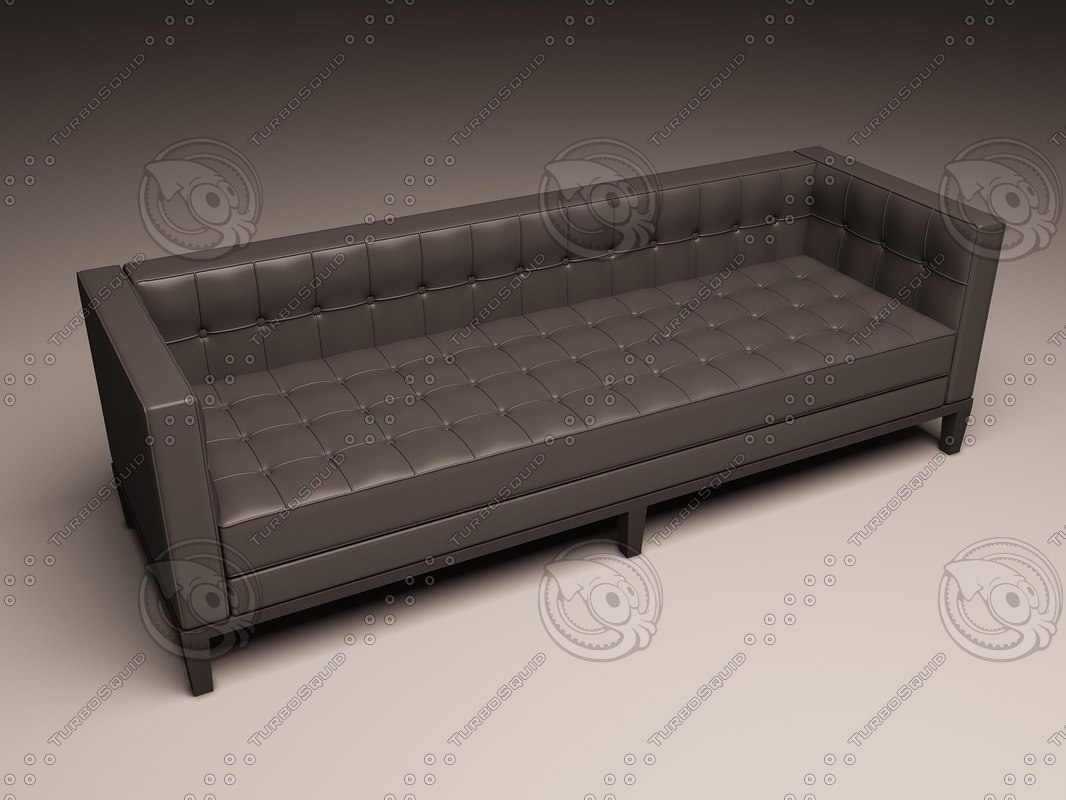 3d model eichholtz sofa corbusier