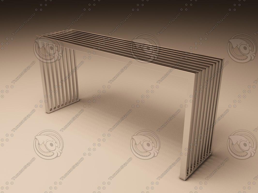 3dsmax eichholtz table console carlisle