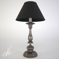 3d chelini table lamp febp