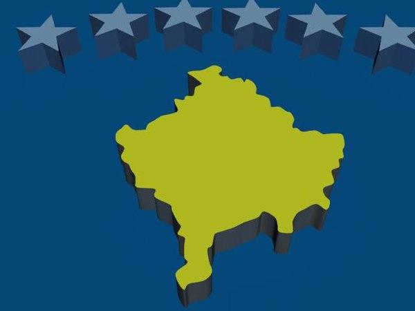 free max mode kosovo flag