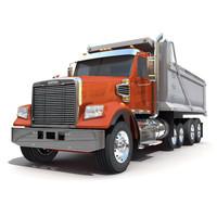 Dump Truck Freightliner SD