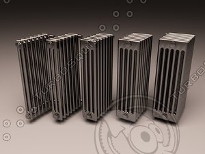 3ds set arbonia bank radiator