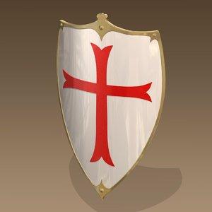 crusader shield 3ds