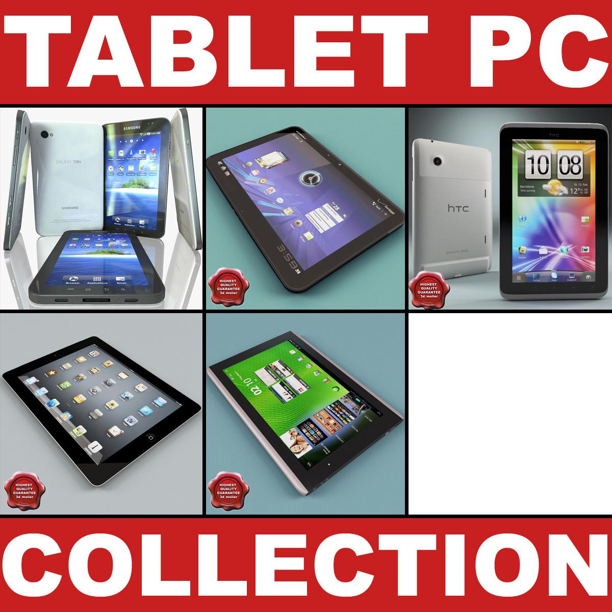 tablet pc v2 tab 3d lwo