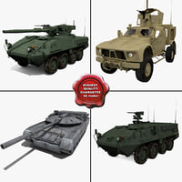 Tanks Collection V7