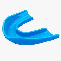 3d teeth protector model