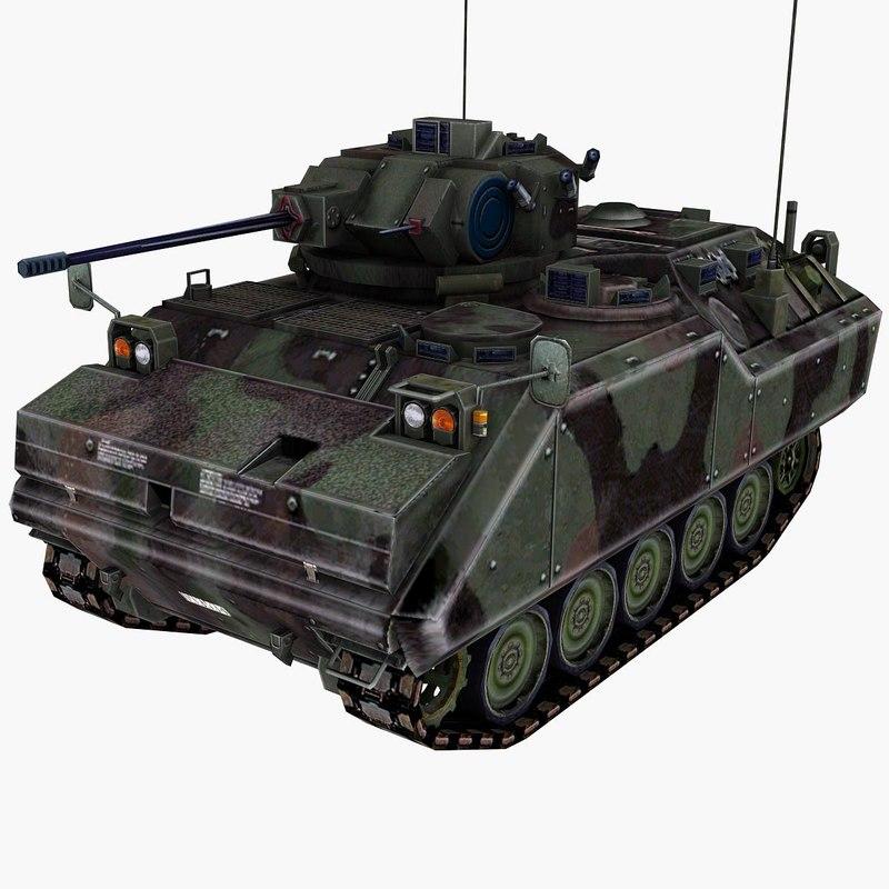 acv-300 ypr-765 3d model
