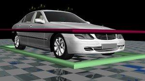 free max model car rig