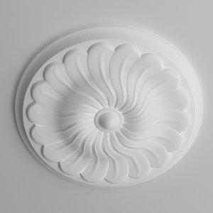 max ceiling medallion
