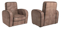 armchair color normal max