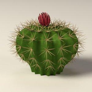 cactus 3d max