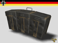 German Cartridge Pouch