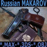 Russian MAKAROV