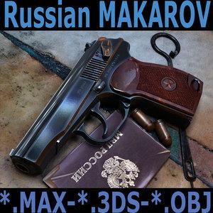 russian makarov max