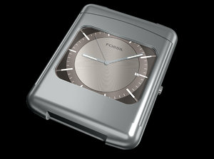 3ds max fossil watch
