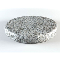 3d model stepping stone rock