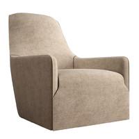 3dsmax minotti portofino armchair