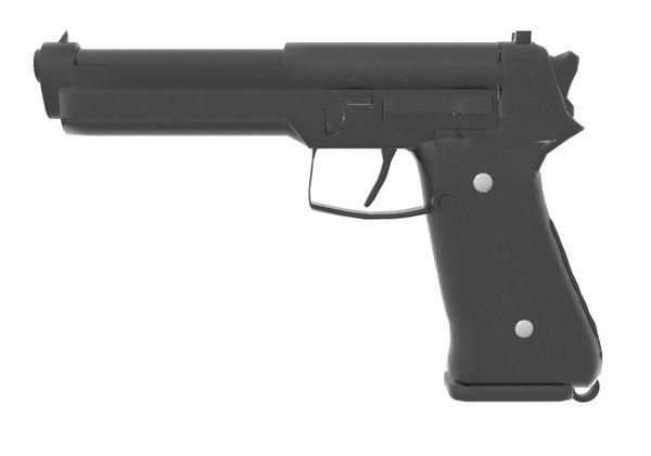9mm beretta obj free