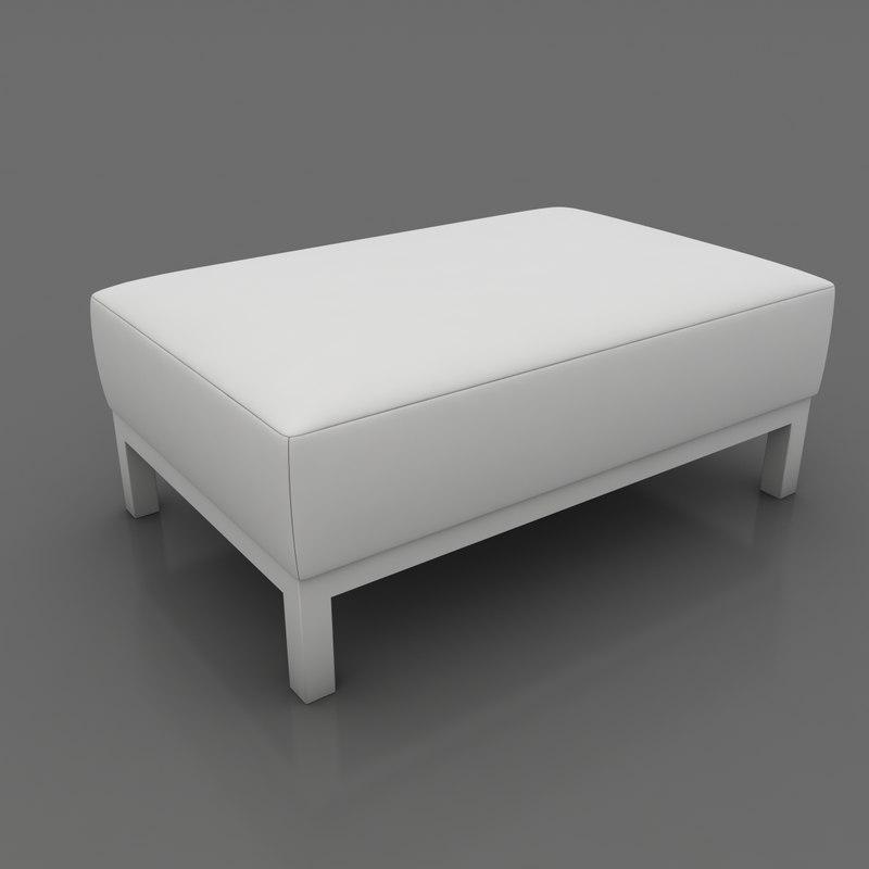 foot stool max