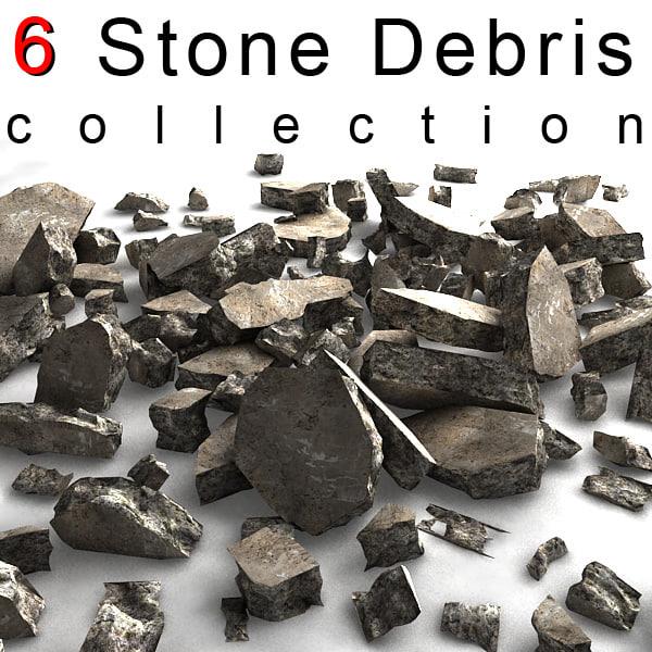 stone debris max