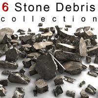 stone debris