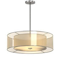 3 light puri pendant puri collection by sonneman  light chandelier
