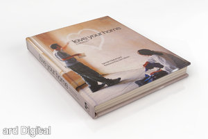 book - love home 3d model