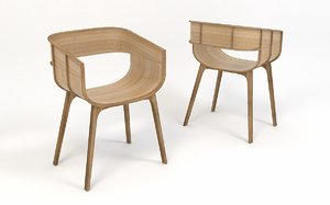 3d chair casamania model