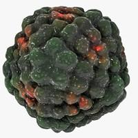 nudaurelia capensis virus 3d max