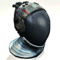 Pressure Suit Helmet Maya
