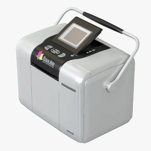 ma printer epson picturemate 500
