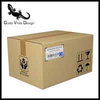 3d cardboard box board