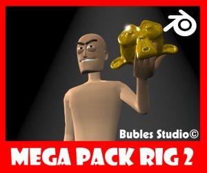 rig mega pack blend free
