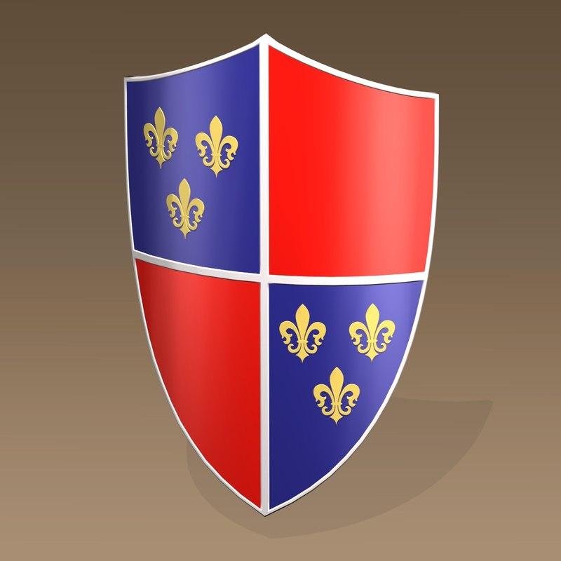3d rative shield