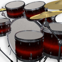 Simple Drum Kit