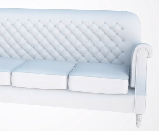 quilted sofa 3d max