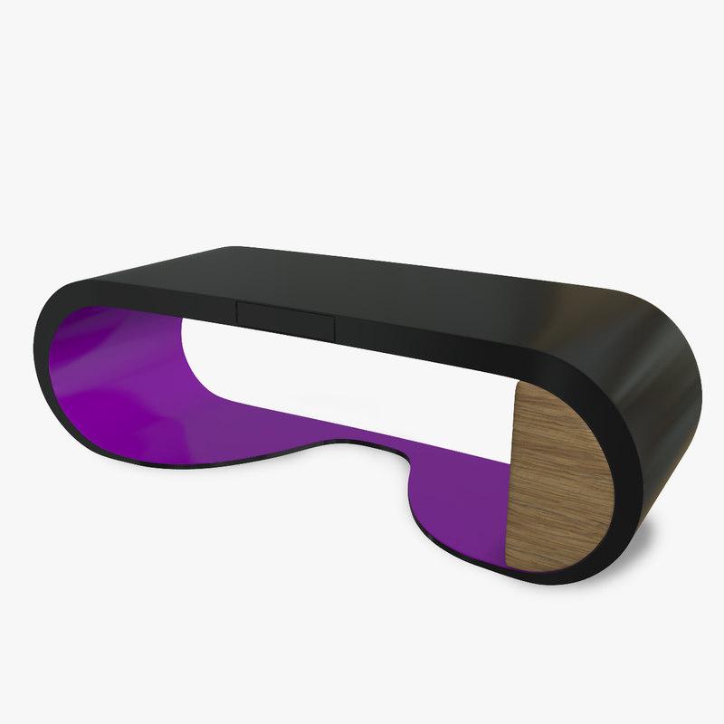 goggle desk obj