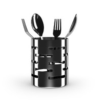 3d model cutlery drainer