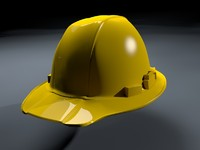 safety construction 3d model