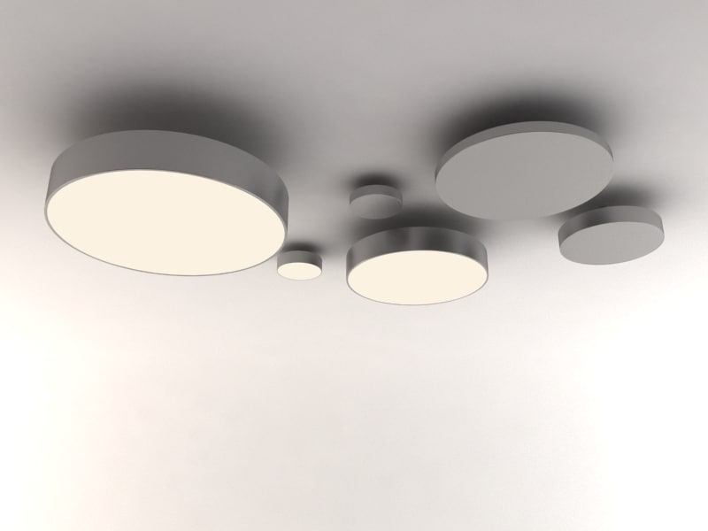 3ds max ceiling lighting durlum