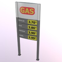 max gas price sign