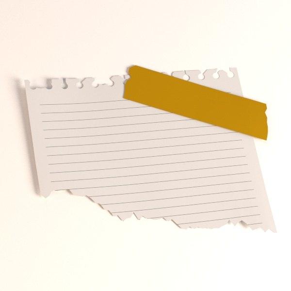 3ds max paper