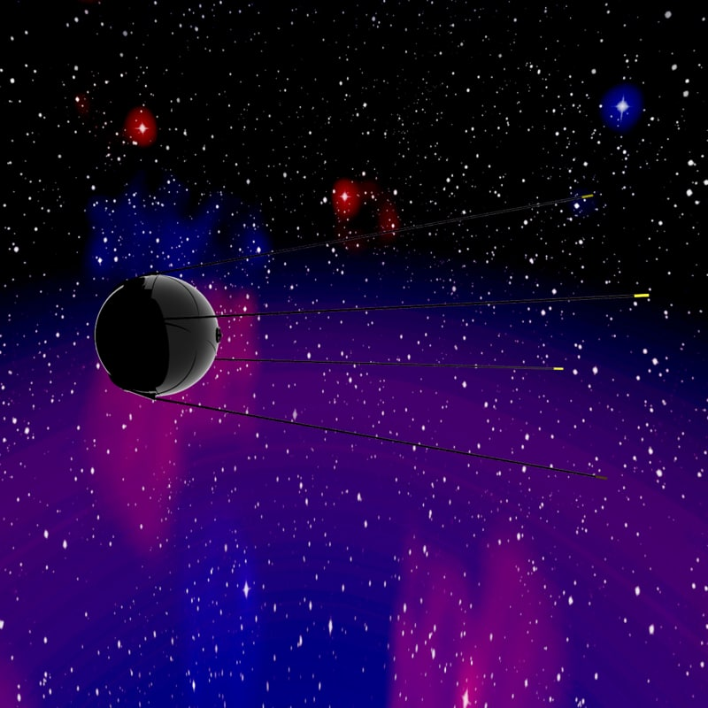 satellite sputnik max