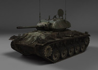 3d chaffee model