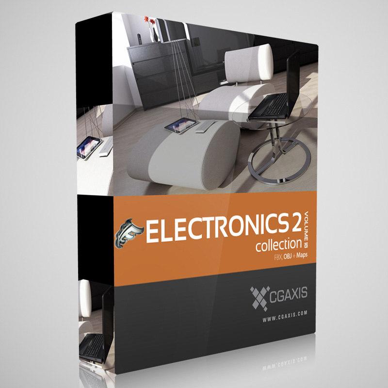 volume 18 3d model