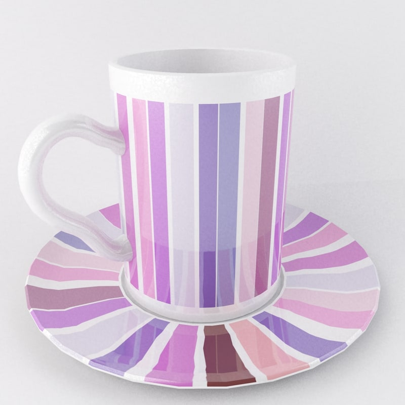 cup mug coffee obj