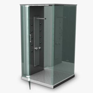 maya modern shower