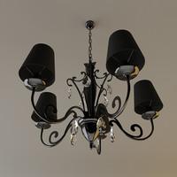 lirio waltz lamp 2 max