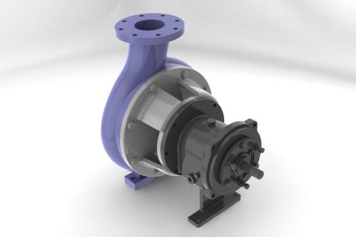 maya centrifugal pump