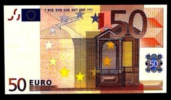 3d money banknote model